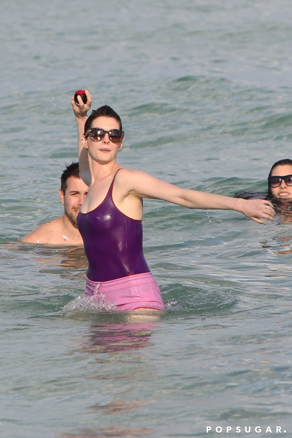 Here's Why We All Want a Husband Like Anne Hathaway's