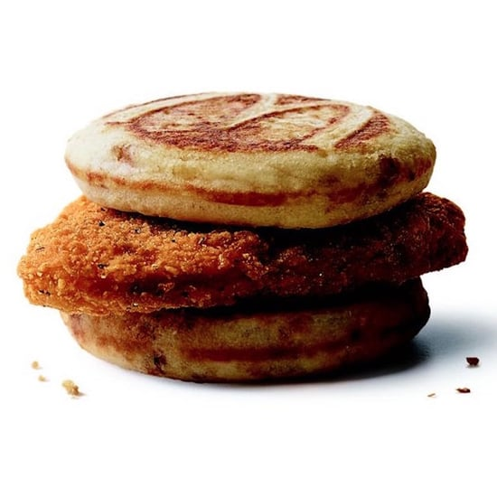 McDonald's Chicken McGriddle