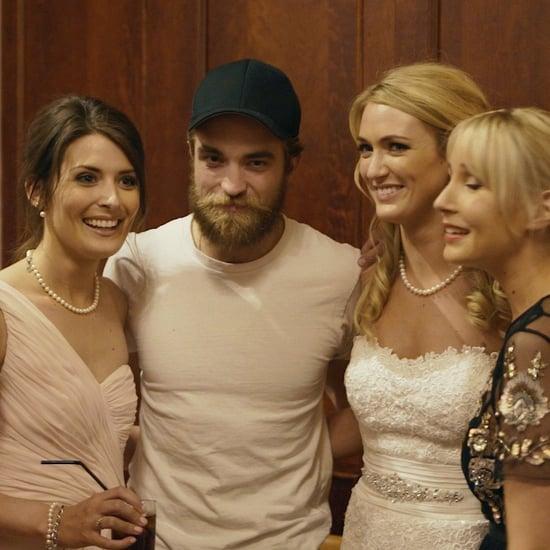 Robert Pattinson Crashes Wedding | Photo