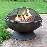 Sunnydaze Outdoor Fire Pit Bowl