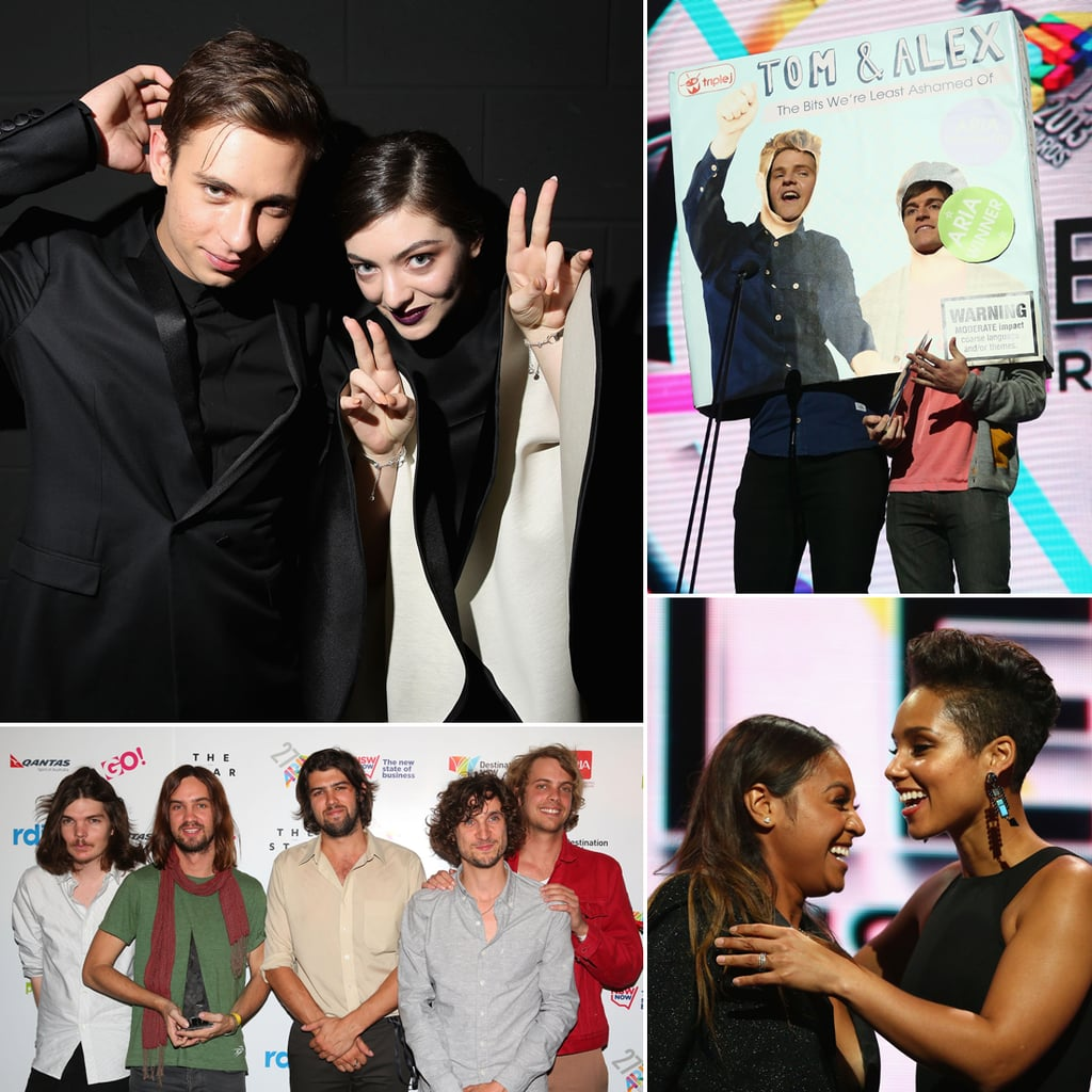 2013 ARIA Awards Pictures and Winners