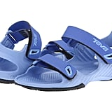 For an open-toe look, these Teva Barracuda Water Sandals ($23-$31) are a great lightweight, waterproof option.