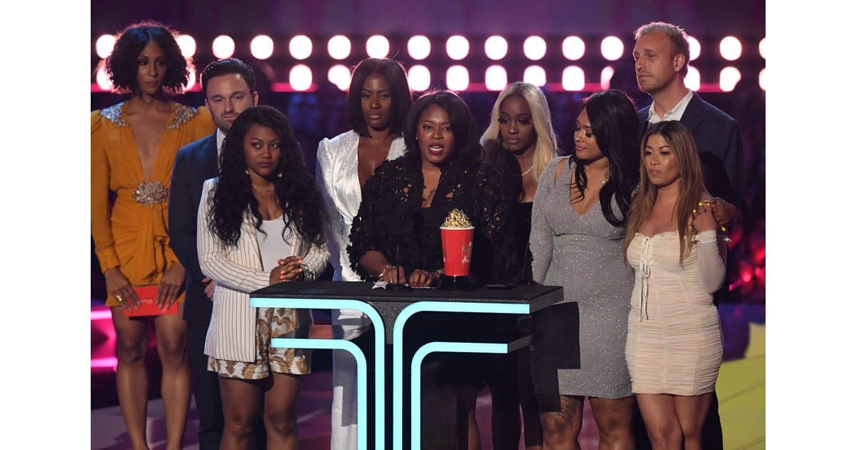 Surviving R  Kelly Acceptance Speech MTV Movie and TV Awards