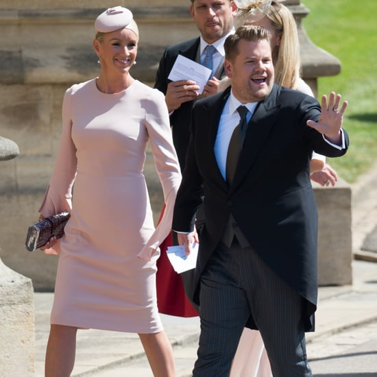 James Corden Talks About Attending Royal Wedding 2018