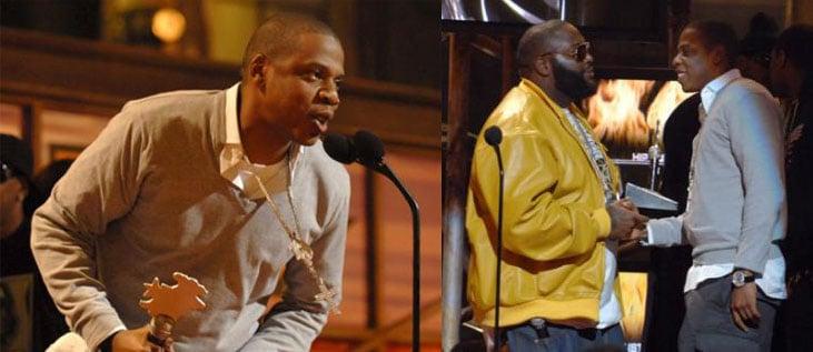Jay-Z Honored at BET Hip-Hop Awards