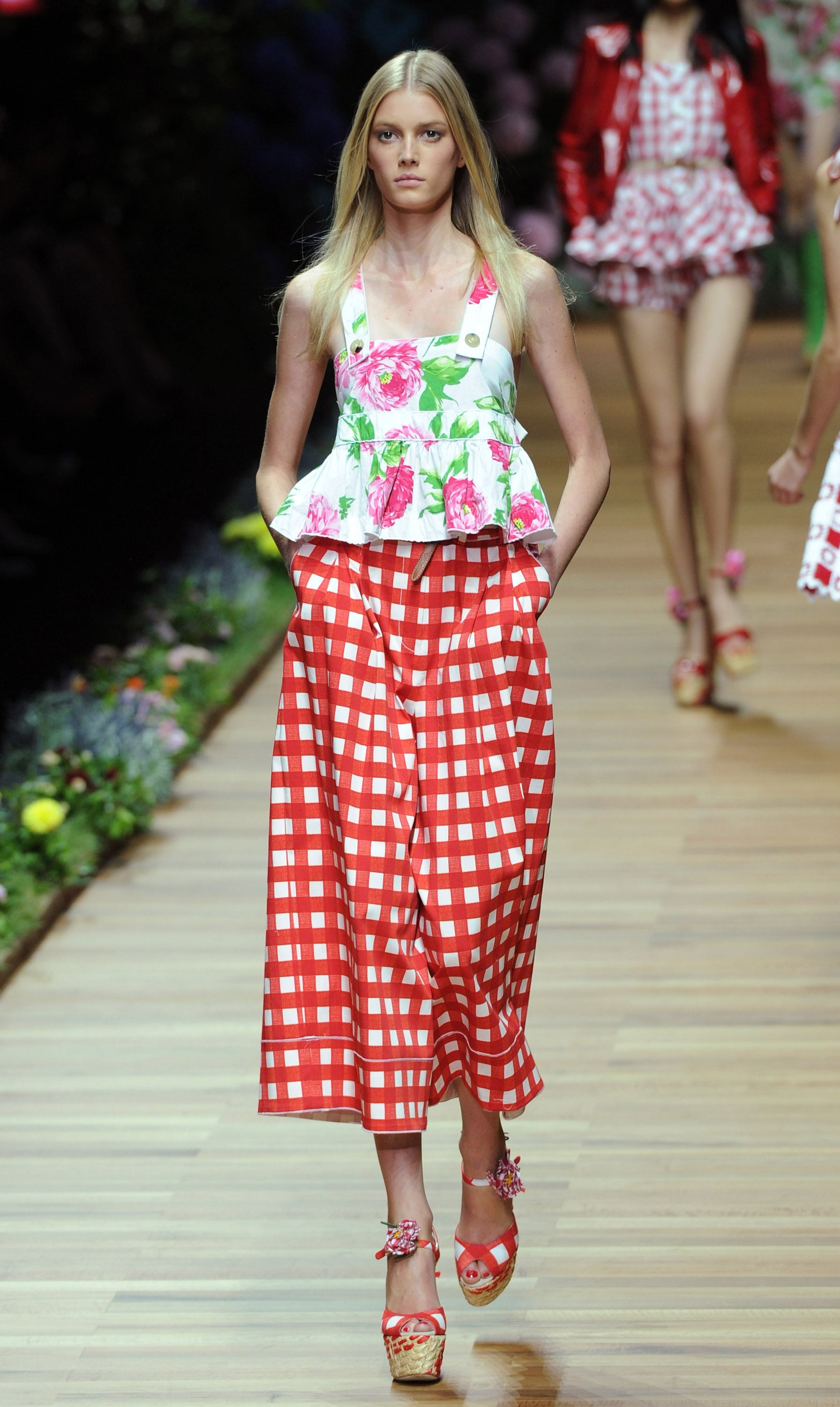 To acquire Milan ss dandg fashion week picture trends