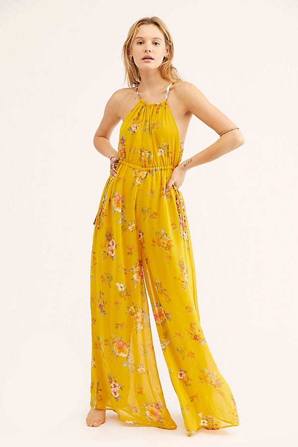8ae3fdb01e79 Georgia Jumpsuit | Best Free People Rompers and Jumpsuits | POPSUGAR ...