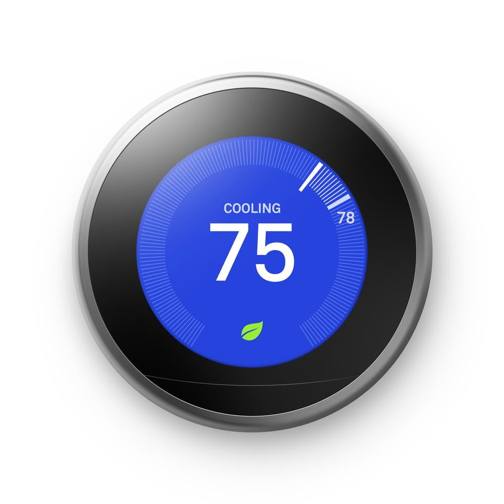 Google Nest Learning Thermostat 3rd Gen