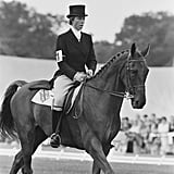 The Princess Royal Competed in the Olympics