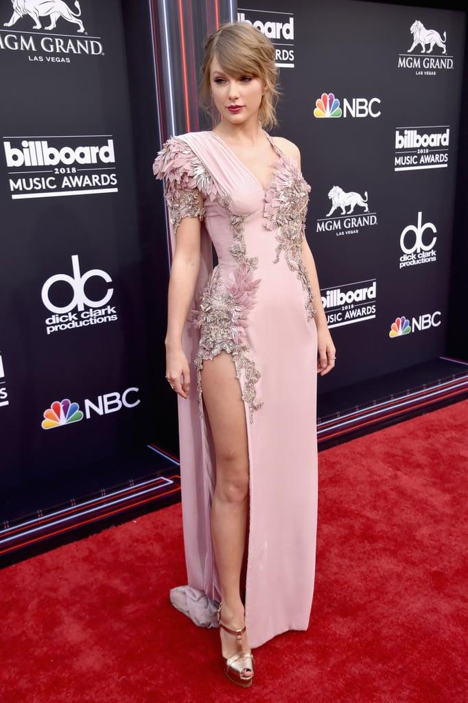 Taylor Swift Versace Dress at Billboard Music Awards 2018 | POPSUGAR ...