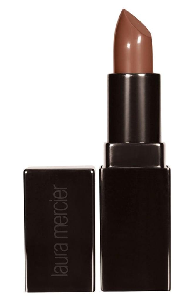Laura Mercier Crème Smooth Lip Color in Crushed Pecan ($28)