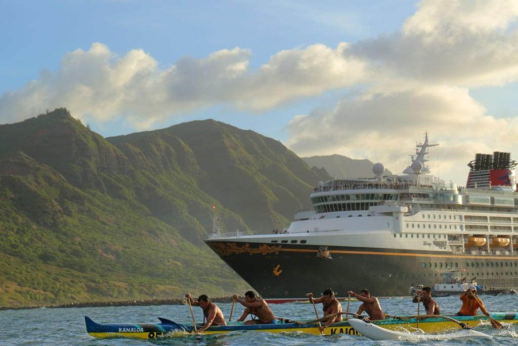 Sail to Hawaii on a Disney Cruise