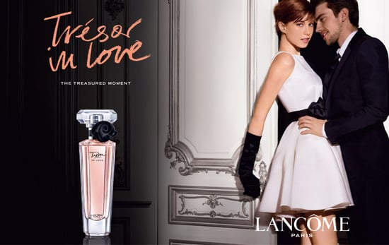 Lancome Tresor In Love Advertisement with Elettra Wiedemann