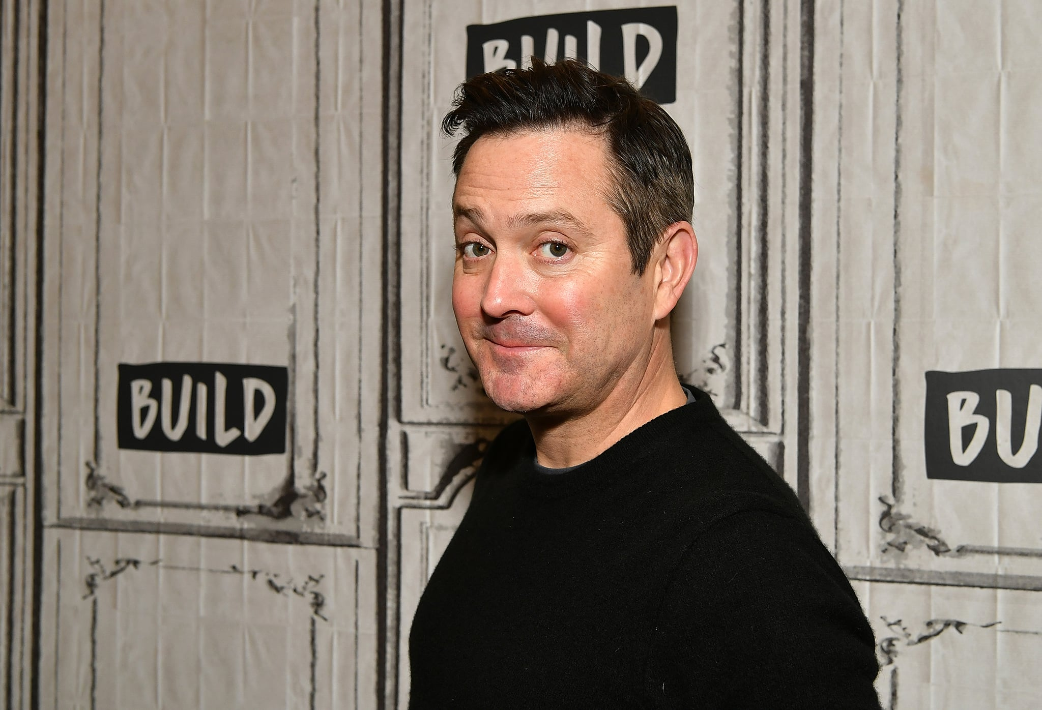 NEW YORK, NY - MARCH 05:  (EXCLUSIVE COVERAGE) Actor/author Thomas Lennon visits Build Series to discuss his book