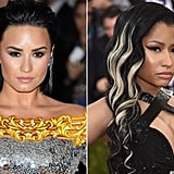 Demi Lovato vs. Nicki Minaj