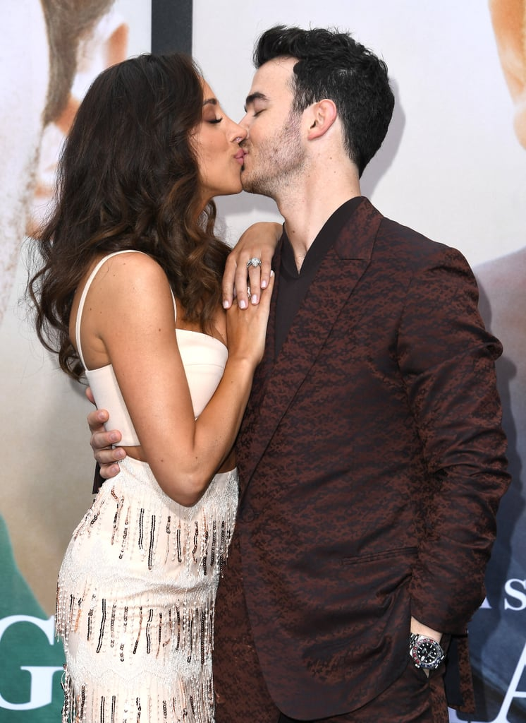 """Kevin and Danielle Jonas wed in December 2009, and throughout their relationship, the two have given us plenty of adorable displays of their affection. Whether they're sharing a sweet kiss on the red carpet, showing off their cute bond in the Jonas Brothers' """"Sucker"""" music video, or spending some quality time with their two beautiful daughters, Alena and Valentina, there's no denying how strong their love is for one another. Scroll ahead and see for yourself.       Related:                                                                                                           Kevin and Danielle Jonas Have Been Together a Little Bit Longer Than You Probably Remember"""