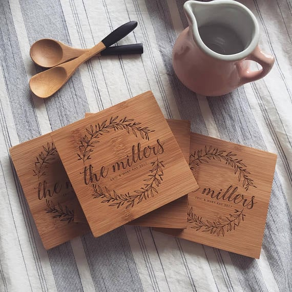 Best Gifts For A Wedding: Unique Wedding Gifts Under $50
