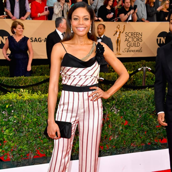 Pants on the Red Carpet at the 2017 SAG Awards