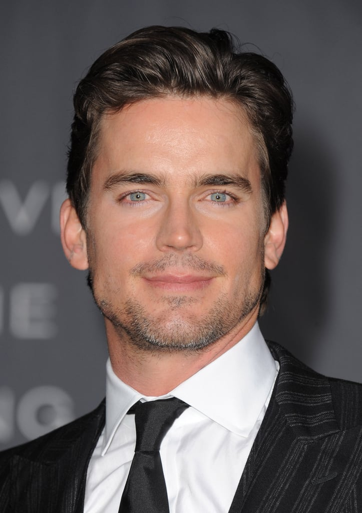 matt bomer hair style matt bomer brought his charming looks to the in time 3693