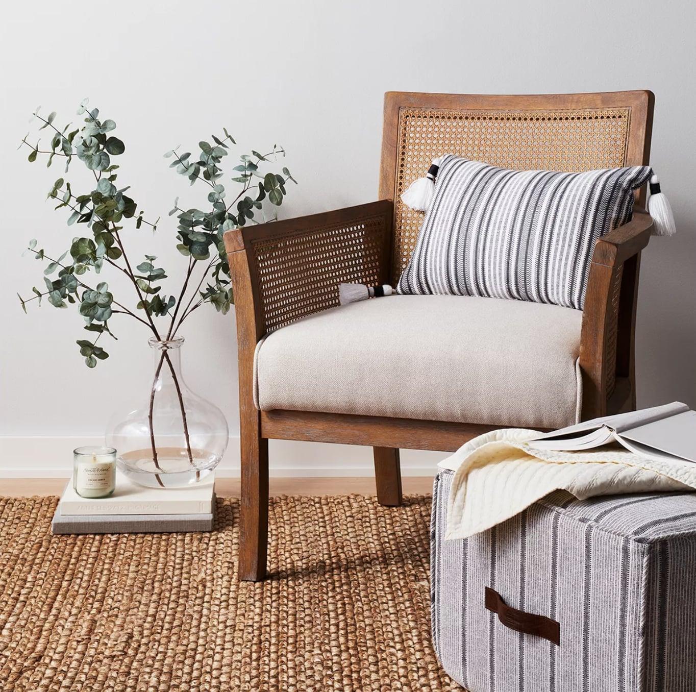 Tufted Half Circle Square Throw Pillow Best Target Decor Under 50 Popsugar Home Uk Photo 19