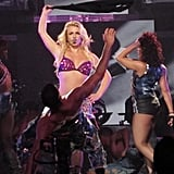Britney Spears Femme Fatale Tour Pictures!
