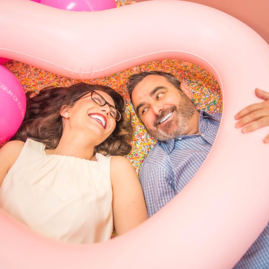 Museum of Ice Cream Engagement Shoot