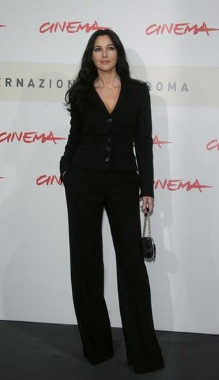 Monica Bellucci style