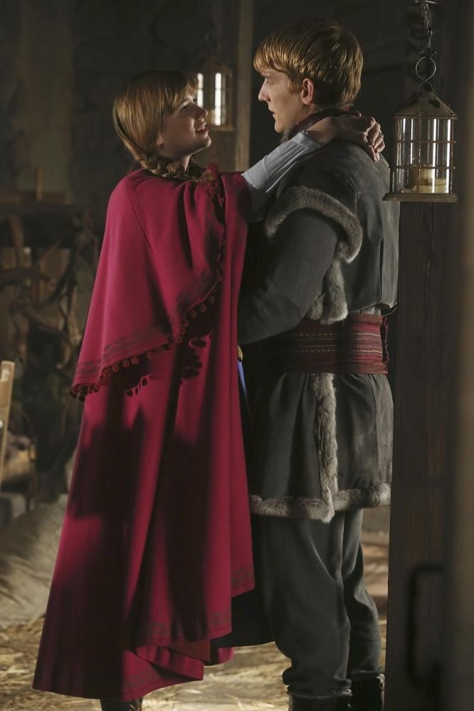 anna and kristoff once upon a time vote for the best tv