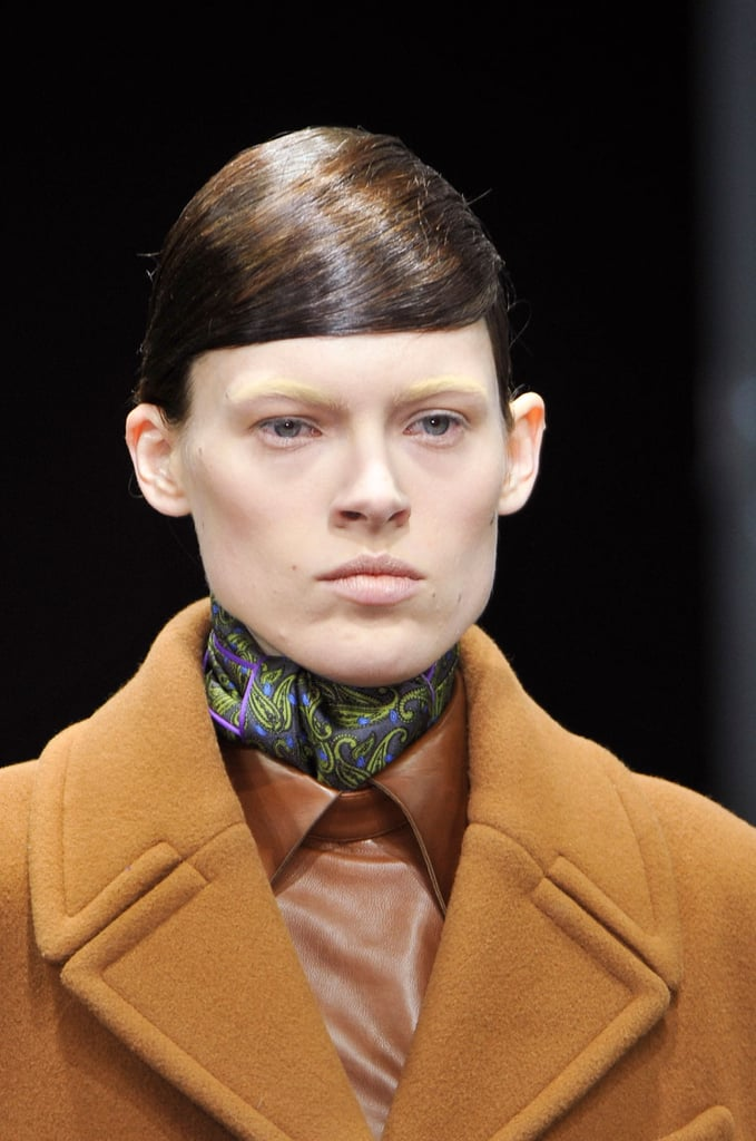 The Most Stellar Beauty Looks From Alexander Wang's Runway