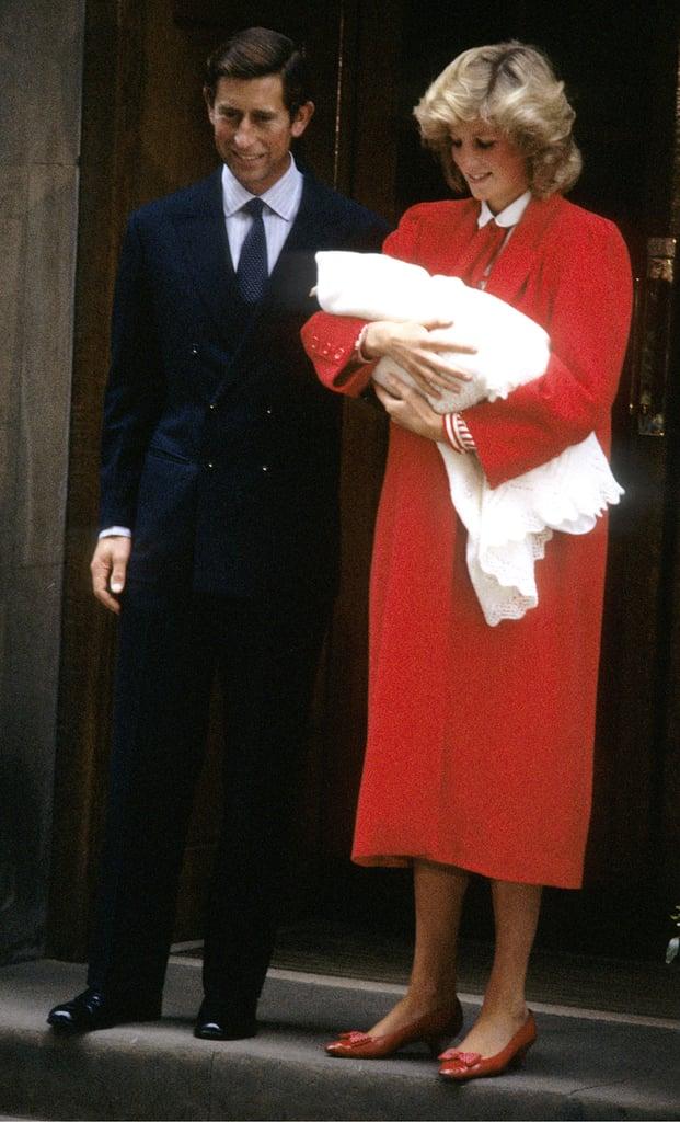 Prince Harry, September 1984