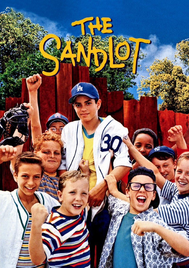 It was basically all over in 1993, because The Sandlot happened.