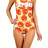 Eat Me Pizza Swimsuit ($95)