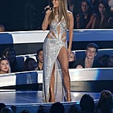 J Lo Wore This