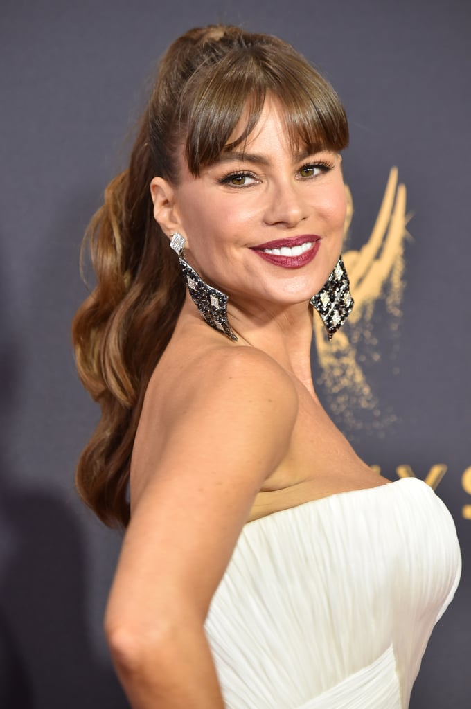 Celebrity Hair And Makeup At The Emmy Awards 2017 Popsugar Beauty Australia