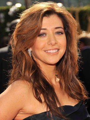 Photo of Alyson Hannigan at 2009 Primetime Emmy Awards