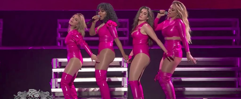 Fifth Harmony Channeled Their Inner Mean Girls For This Epic Performance