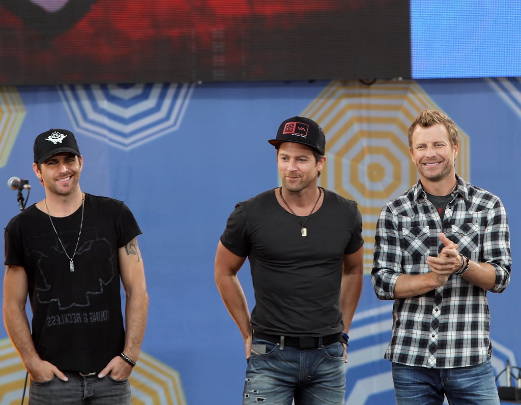 Weigh In on the Hottest Country Singers