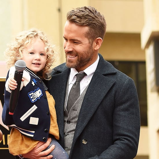 Ryan Reynolds on His Daughter Wanting to Be a Child Actor