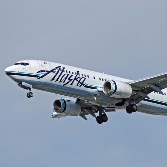 Alaska Airlines Early Boarding Ugly Sweater Promotion