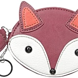 Fox Zip Coin Wallet