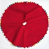 Felt Pom Tree Skirt