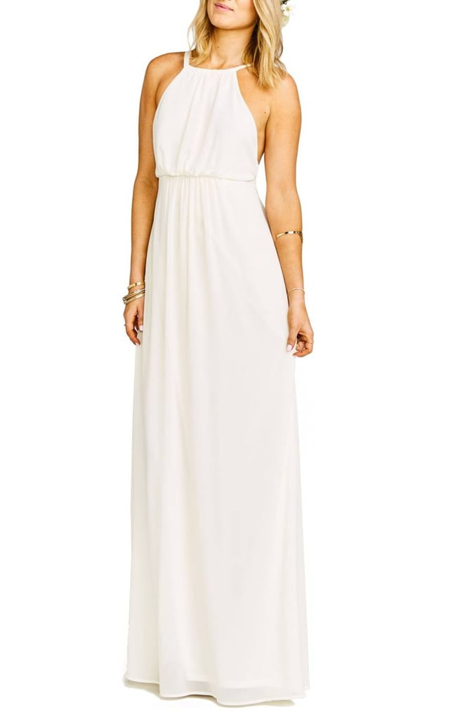 Selena Gomez White Dress With The Weeknd  Popsugar Fashion-1584