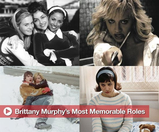 Brittany Murphy's Five Most Memorable Roles