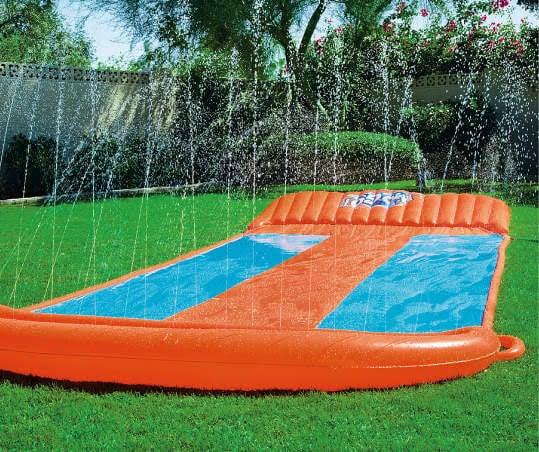 Backyard Water Slides