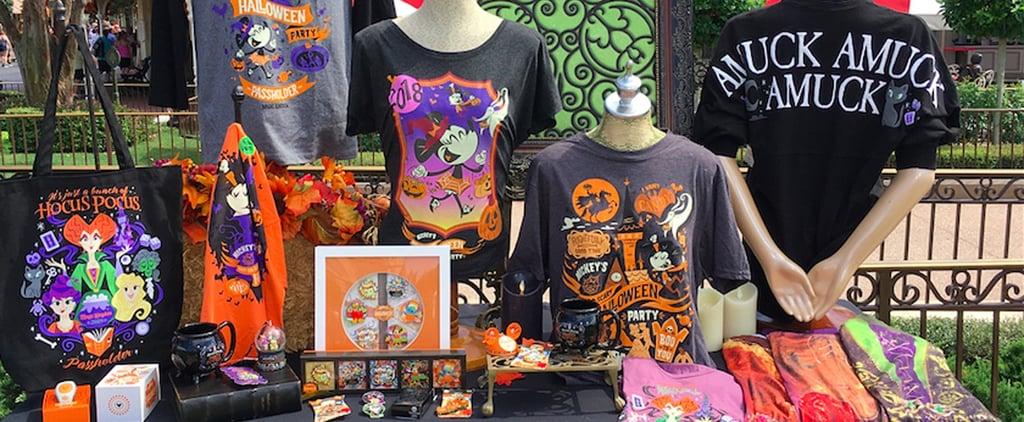 Disney Hocus Pocus Merchandise Halloween 2018