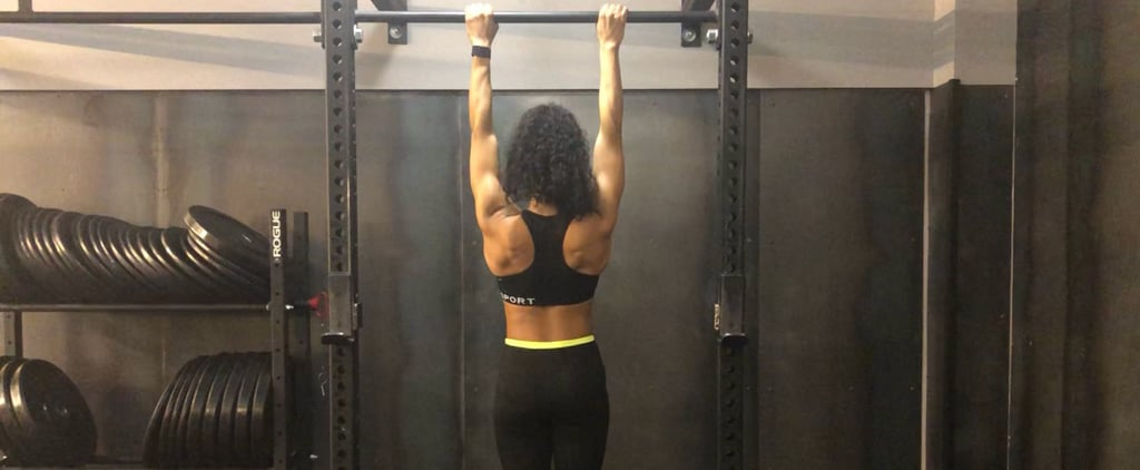 How to Do a Scapular Pull-Up