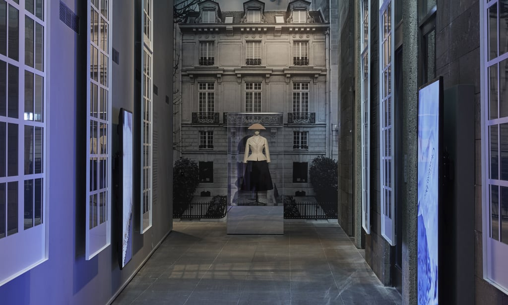 D Exhibition Melbourne : House of dior exhibition at the ngv melbourne photos