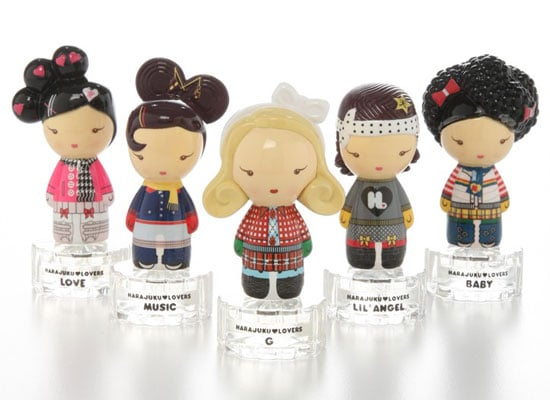 New Harajuku Lovers Winter Perfume