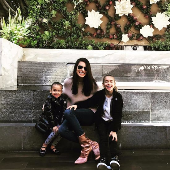 Adriana Lima Family Pictures