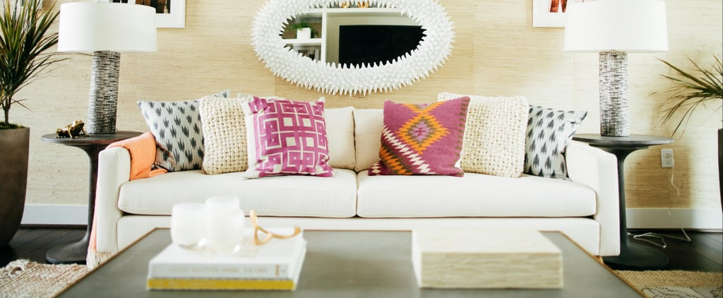 How to Transform Your Living Room This Summer For Under $49